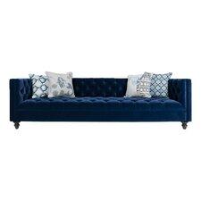 007 Navy Sofa