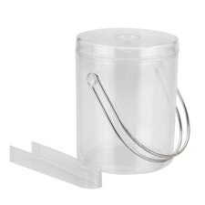 1.75L Ice Bucket and Tongs