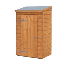 3 Ft. W x 2 Ft. D Timber Storage Shed