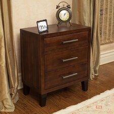 Somerset 3 Drawer Cabinet