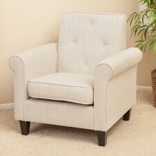 Marshall Tufted Upholstered Lounge Chair
