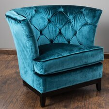 Princeville Tufted Arm Chair