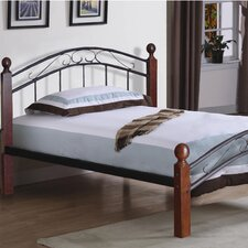 Sam Twin Metal Bed