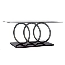 Modern Ring Coffee Table