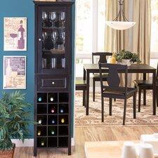 15 Bottle Wine Cabinet