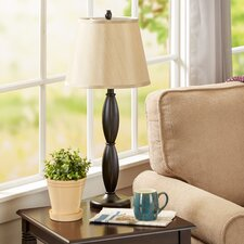 3 Piece Lamp Set with Empire Shade