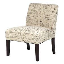 Mia Slipper Chair