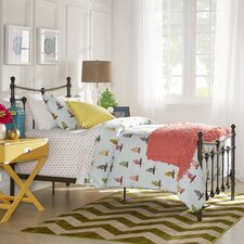 Millicent Panel Bed