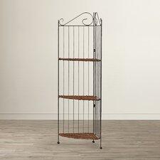 Gates 3-Shelf Display 43.3'' Corner Unit