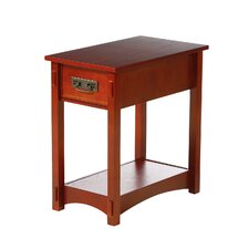 Leister 1 Drawer End Table