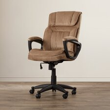 Bannister High-Back Executive Office Chair