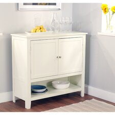 Sideboard in Antique White