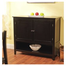 Montego Buffet in Black