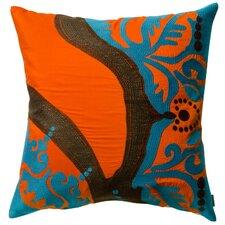 Coptic Cotton Throw Pillow