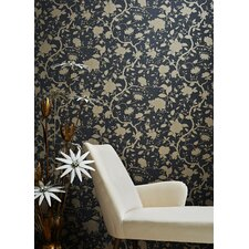 """Kelly Hoppen Style 33' x 20"""" Floral And Botanical Wallpaper"""