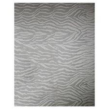 "33' x 20.5"" Zebra Print Wallpaper"