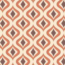 """Trippy 33' x 20.5"""" Geometric Wallpaper"""