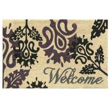 Koko Bleach Foliates Doormat