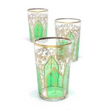 Moroccan Tamansour Glasses (Set of 6)
