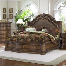 San Mateo Upholstered Panel Bed
