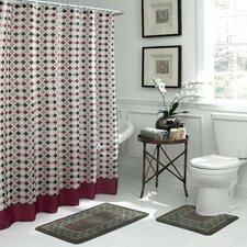 Christine Geometric 15 Piece Bath Set