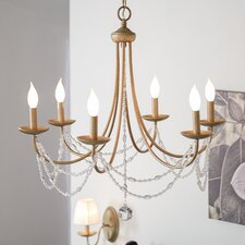 Winslow 6 Light Chandelier