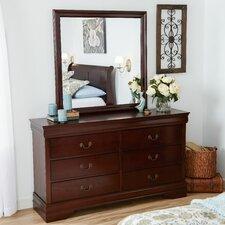 Allington 6 Drawer Dresser