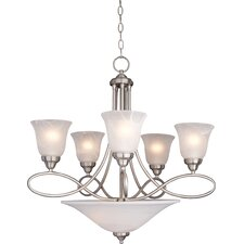 Rouville 7-Light Chandelier