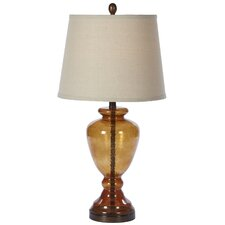 "31"" H Table Lamp with Empire Shade"