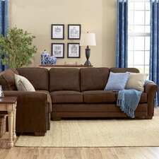 Barnes Sectional by Serta Upholstery