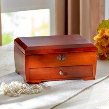 Emily Wooden Jewelry Box