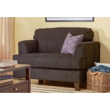 Davey Chair and Ottoman by Serta Upholstery