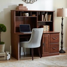 Goodwin Computer Desk with Hutch