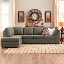 Corner Sectional by Serta Upholstery