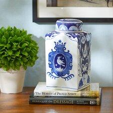 Anson Ceramic Lidded Jar