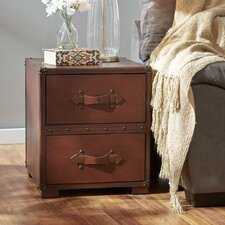 Plaistow 2 Drawer End Table