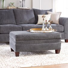 Derry Ottoman by Simmons Upholstery