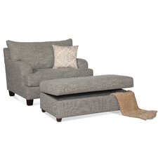 Cuddle Chair by Serta Upholstery
