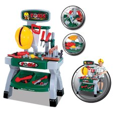 Workbench and Tools Play Set