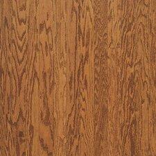 """5"""" Engineered Oak Flooring in Gunstock"""
