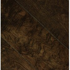 "Frontier 5"" Engineered Birch Hardwood Flooring in Bison"