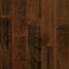 "5"" Engineered Cherry Hardwood Flooring in Amberwood"