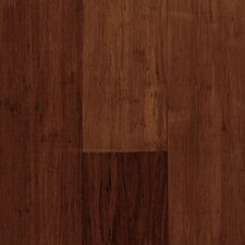 """Expressions 5-1/4"""" Solid Bamboo Hardwood Flooring in Acorn"""
