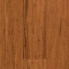 "Expressions 5-1/4"" Solid Bamboo Hardwood Flooring in Spice"