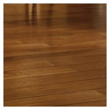 "5"" Engineered Hickory Hardwood Flooring in Honey Butter"