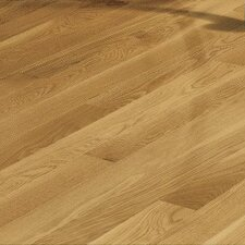 "4"" Solid Red Oak Hardwood Flooring in Natural"