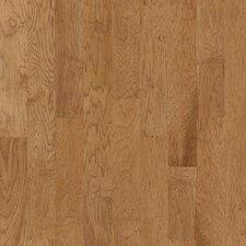 "Panorama 6-3/8"" Engineered Hickory Hardwood Flooring in First Light"