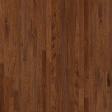 "Panorama 6-3/8"" Engineered Hickory Hardwood Flooring in Majestic View"
