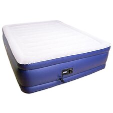 """Keystone Deluxe 20"""" Raised Air Mattress with Built In Pump"""