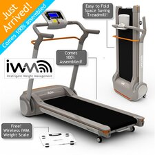 Lido Folding Treadmill